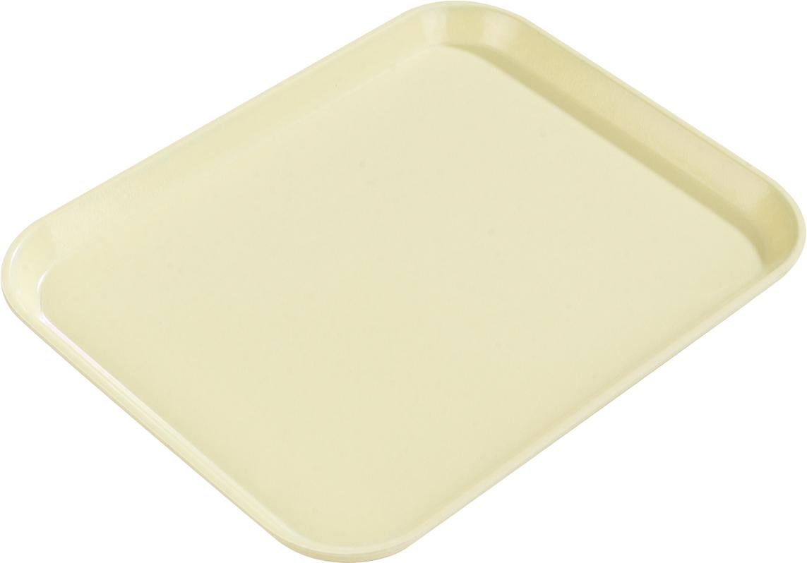 Glasteel Tray 22 x 16 - Lemon