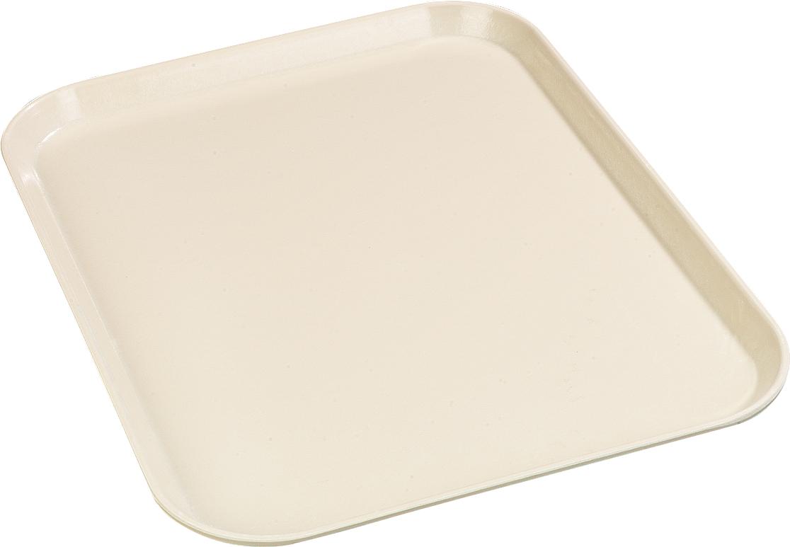 Glasteel Tray 22 x 16 - Ivory