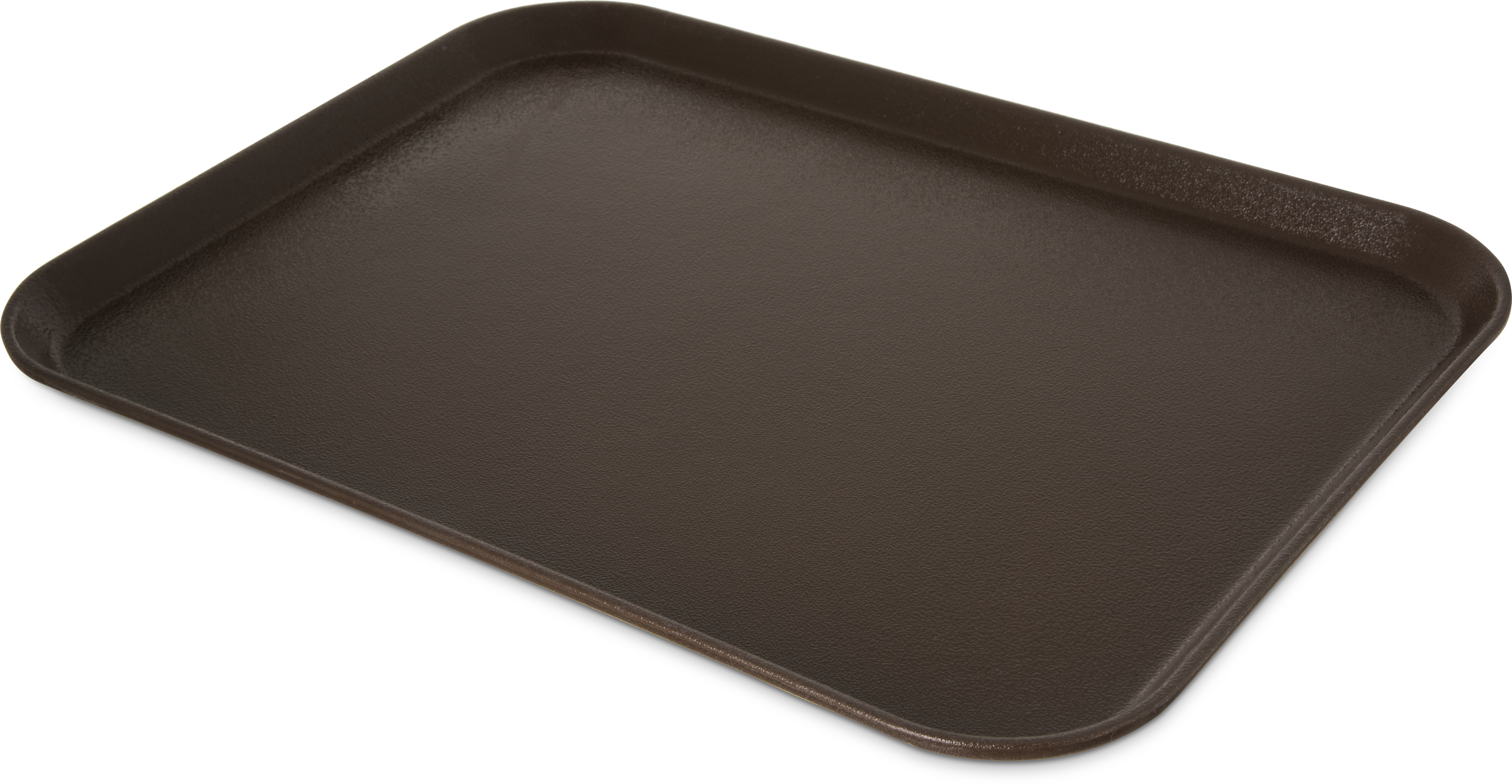 Griptite 2 Rectangle Tray 20 x 15 - Brown